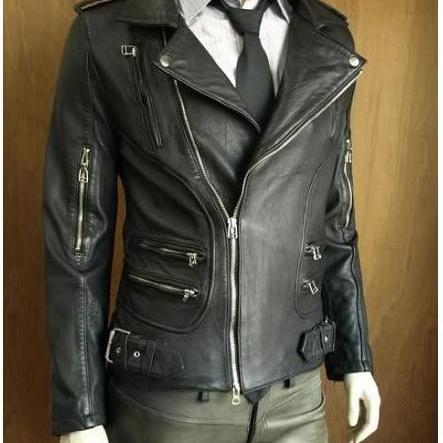 Handmade Custom New Men Super Rider Leather Jacket, men leather jacket, Leather jacket for men, Biker Leather Jacket, Motorcycle Jacket